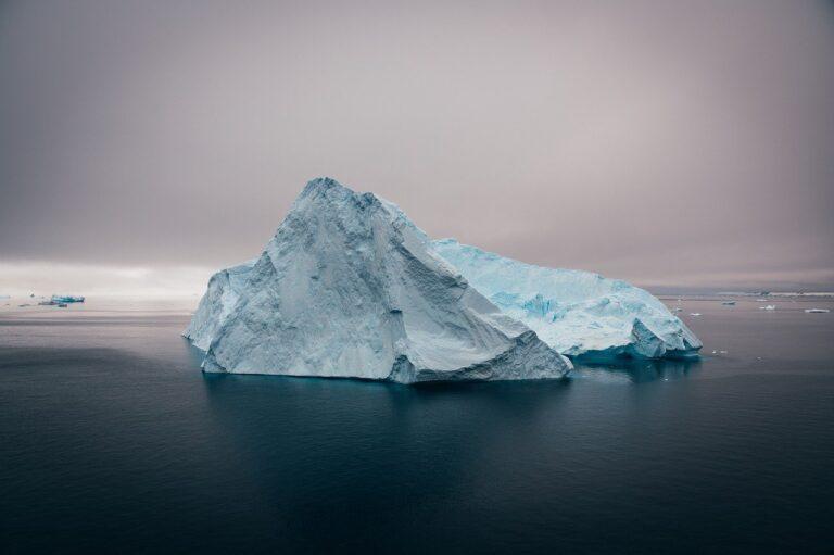 iceberg, antarctica, cold